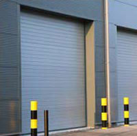 Precision commercial garage doors fort worth repair for Fort worth garage doors